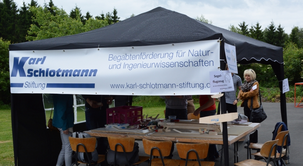KSS-Stand in Föckinghausen